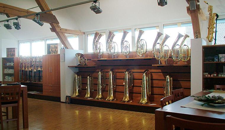 Instrumente für Amateur- und Profimusiker