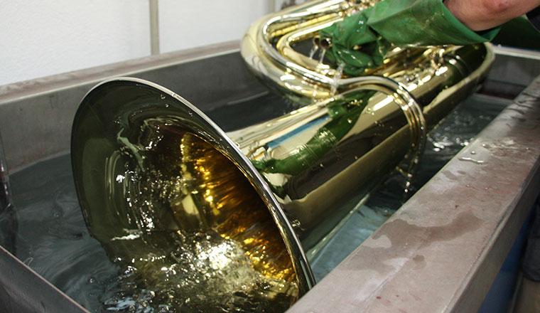 Instrumente in der Lackiererei